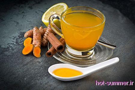 نمایش پست :چای زردچوبه چه خواصی دارد؟